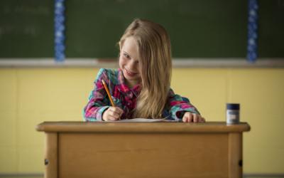 Photographe Jonathan Beaupied école primaire à Joliette