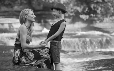 Photographe Famille Jonathan Beaupied Joliette