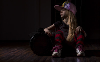 Photographe Jonathan Beaupied enfant hip hop Joliette